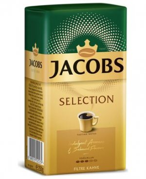 Jacobs Selection Gold 250 gr Filtre Kahve